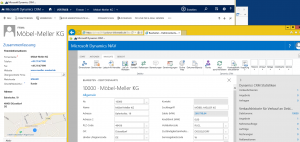 Microsoft Dynamics NAV 2016 with Microsoft Dynamics CRM 2015 On-Premise